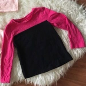 GAP BabyGap Playtime Favorites Color Block Top